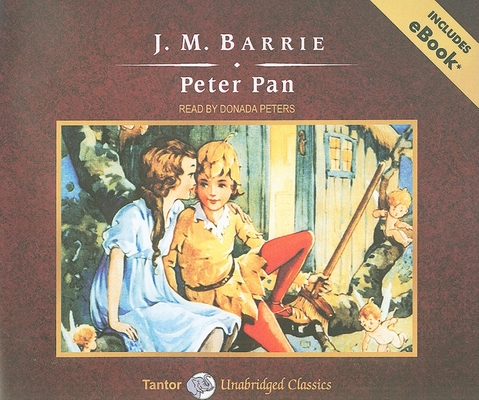 Peter Pan (Tantor Unabridged Classics) Cover Image