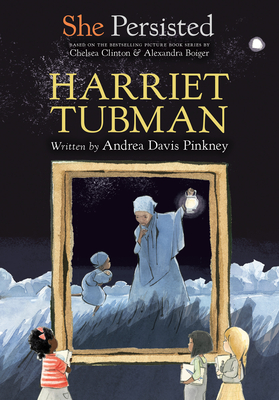 She Persisted: Harriet Tubman Cover Image