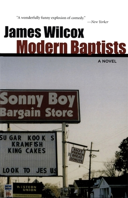 Modern Baptists (Voices of the South) Cover Image
