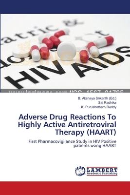 Adverse Drug Reactions to Highly Active Antiretroviral Therapy (Haart) Cover Image