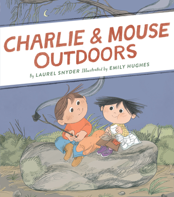Charlie & Mouse Outdoors: Book 4 (Classic Children's Book, Beginning Chapter Book, Illustrated Books for Children) Cover Image