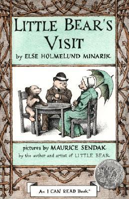 Little Bear's Visit Cover Image