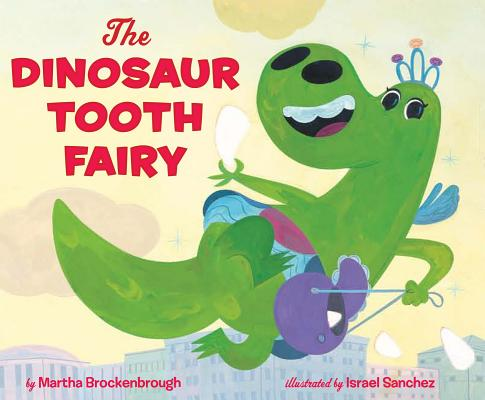 The Dinosaur Tooth Fairy Cover