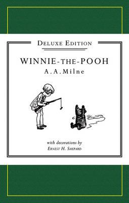 Winnie the Pooh Cover Image