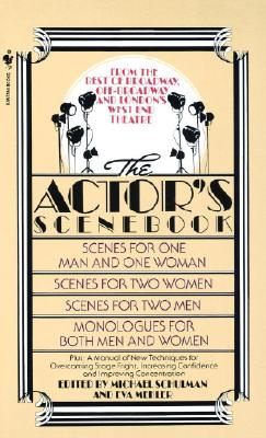 The Actor's Scenebook Cover