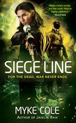 Cover for Siege Line (Shadow Ops