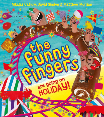 The Funny Fingers are Going on Holiday Cover Image