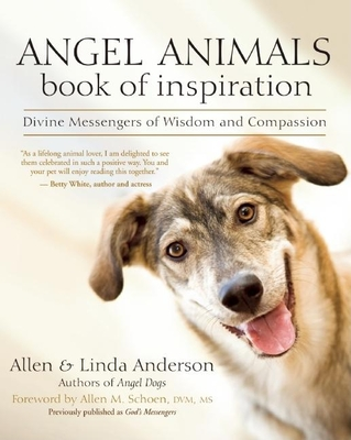 Angel Animals Book of Inspiration Cover