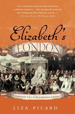 Elizabeth's London Cover