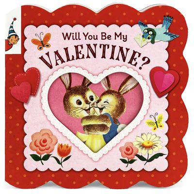 Will You Be My Valentine? Cover Image