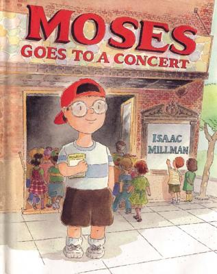 Cover for Moses Goes to a Concert