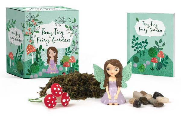 Teeny-Tiny Fairy Garden (RP Minis) Cover Image