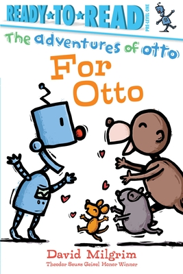 For Otto: Ready-to-Read Pre-Level 1 (The Adventures of Otto) Cover Image