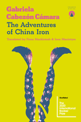 The Adventures of China Iron Cover Image