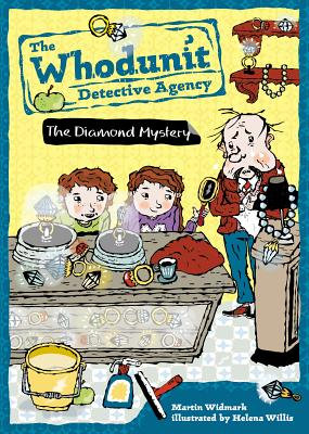 The Diamond Mystery #1 (The Whodunit Detective Agency #1) Cover Image