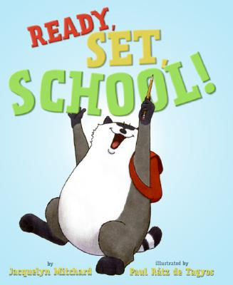 Ready, Set, School! Cover