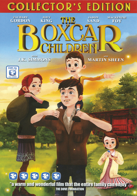 The Boxcar Children (Collector's Edition) (The Boxcar Children Mysteries) Cover Image