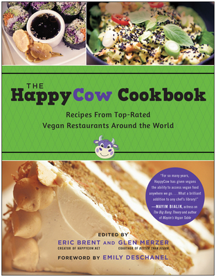 The Happycow Cookbook Cover