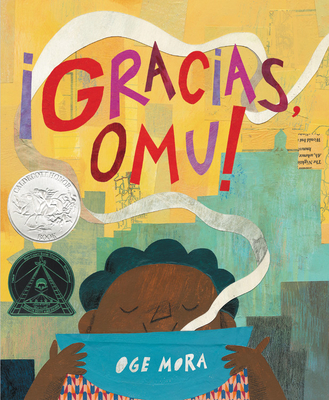 Â¡Gracias, Omu! (Thank You, Omu!) Cover Image