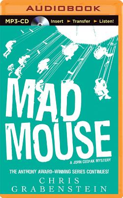 Cover for Mad Mouse (John Ceepak #2)