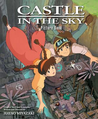 Castle in the Sky Picture Book Cover Image