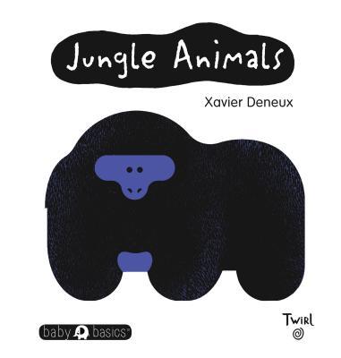 Jungle Animals (Baby Basics) Cover Image