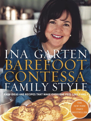 Barefoot Contessa Family Style Cover