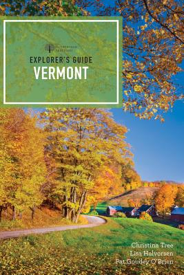Explorer's Guide Vermont Cover Image