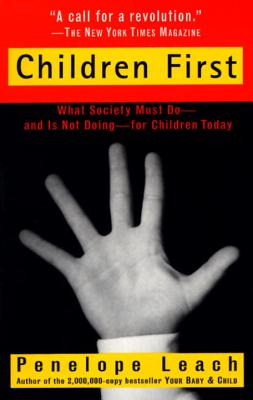 Children First Cover