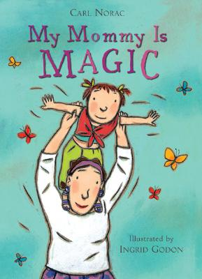 My Mommy is Magic Cover
