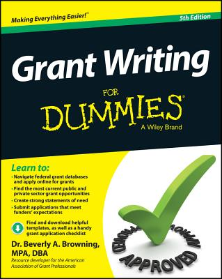 Grant Writing for Dummies (Paperback) | The Book Table