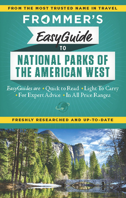 Cover for Frommer's Easyguide to National Parks of the American West (Easy Guides)