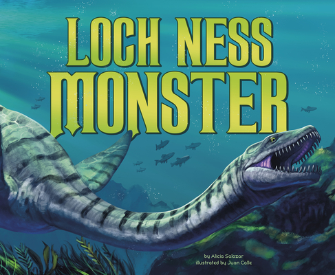 Loch Ness Monster (Mythical Creatures) Cover Image
