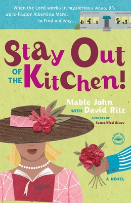 Stay Out of the Kitchen! Cover