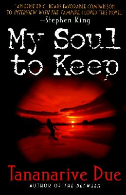 My Soul to Keep (African Immortals series #1) Cover Image