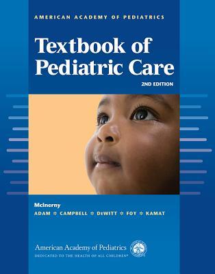 American Academy of Pediatrics Textbook of Pediatric Care Cover Image