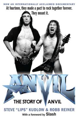 Cover for Anvil!