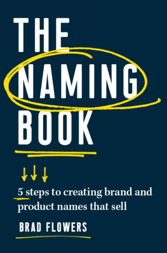 The Naming Book: 5 Steps to Creating Brand and Product Names That Sell Cover Image