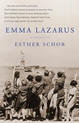Cover for Emma Lazarus (Jewish Encounters Series)