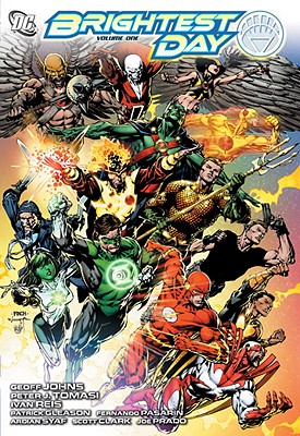 Brightest Day, Volume One Cover