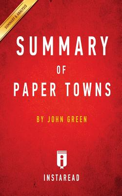 Summary of Paper Towns: by John Green Includes Analysis Cover Image