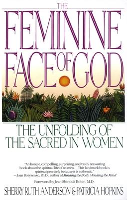 The Feminine Face of God Cover