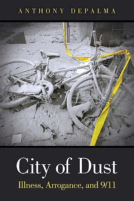 City of Dust Cover