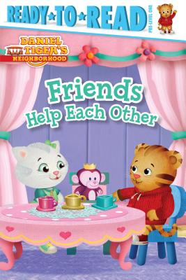 Cover for Friends Help Each Other