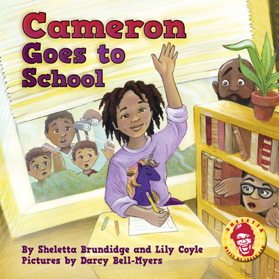 Cameron Goes to School Cover Image