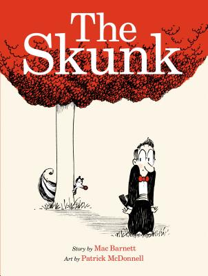 The Skunk: A Picture Book Cover Image