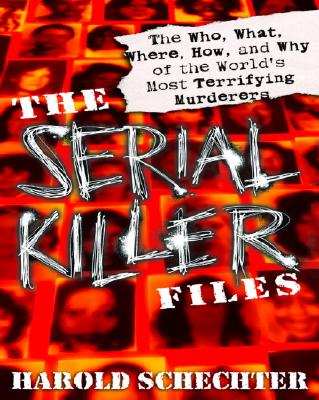 The Serial Killer Files Cover