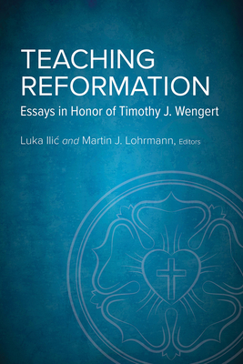 Cover for Teaching Reformation