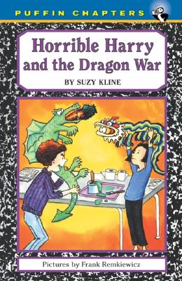 Horrible Harry and the Dragon War Cover Image