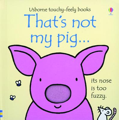 That's Not My Pig Cover Image